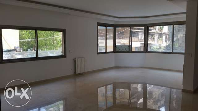 AMH166,Apartment for rent in Achrafieh, 200 sqm, one apar each Floor.