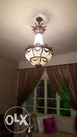 crystal lamp سن الفيل -  1