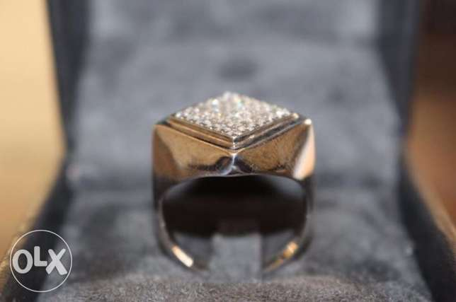 diamond ring 0.8 cerats حارة حريك -  1