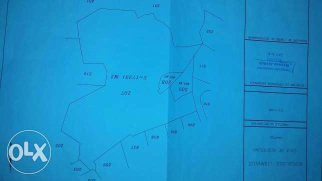 Land for sale in chahtoul كسروان -  1