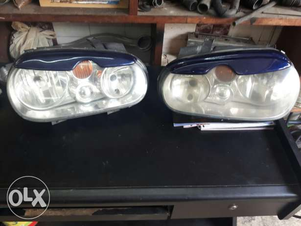 Golf 4 lights..left and right