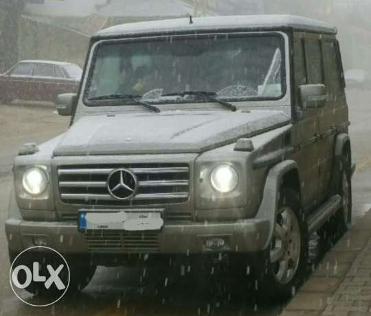 For sale Mercedes G500