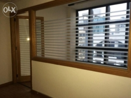 Decorated office for rent at sin el fil Highway
