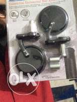 motorcycle mirrors fixed on all motorcycles aftermarket
