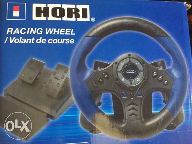 Racing wheel for ps4/ps3