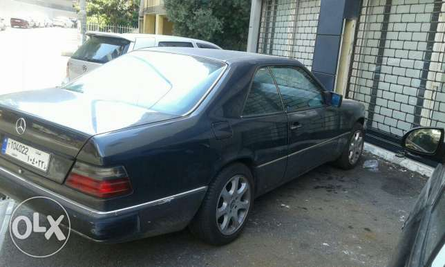 Benz 300 ce 6 cylender 1991 full غدير -  4