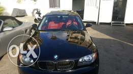 BMW 128 M package 2008 ajnabieh new arrival