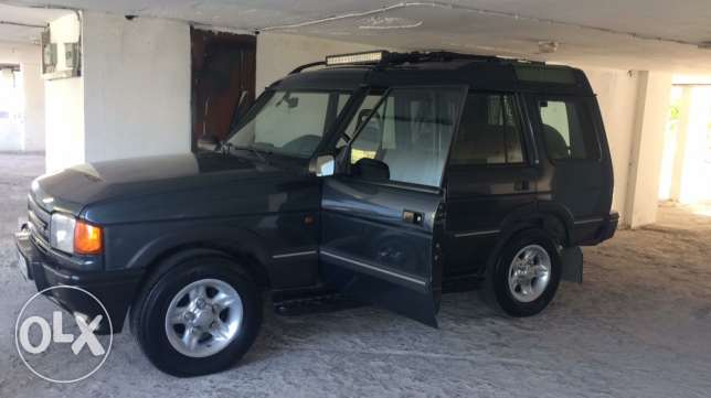 land rover discovery بعبدا -  1