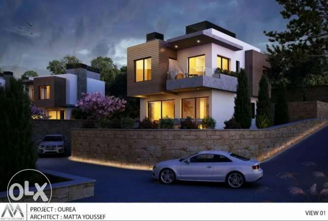 Ourea project (Moussa Development)