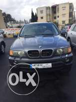 bmw x5 model 2003 super clean full option