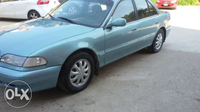 Hyundai sonata full options ankad