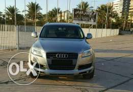 Audi Q7 2009 Full option Quattro S-line,very good condition Germany