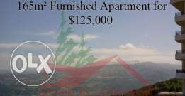 Very Cheap Apartment / Qornayel / Very Good condition.