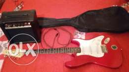 Maxtone electric guitar