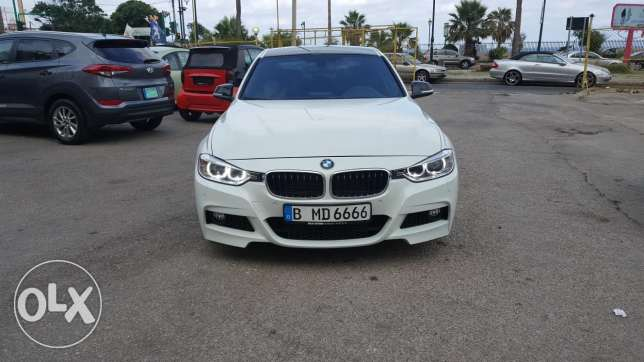 Bmw 328 M package 2012 F/O ajnabieh super clean car loan available