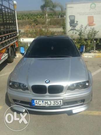 BMW For sale very clean no accident صرفند -  4