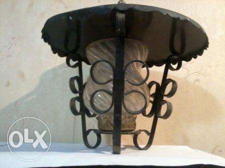 Big Lamp for outside or inside, 25$ negotiable