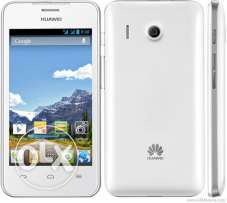 White small smart phone fully functional