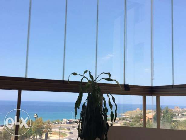 Charming furnished apartment in Byblos with magnificient view