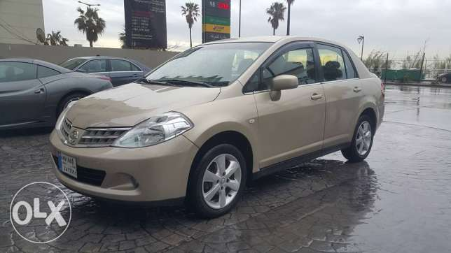 Nissan Tida 2011/ مصدر الشركه فول اوبش Excellent cond. no accidents
