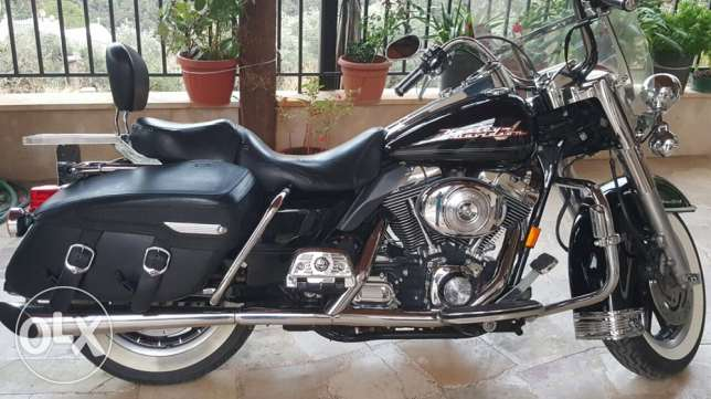 Harley Davidson - Road King بيت الشعار -  3
