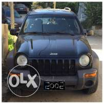 Jeep Liberty 2002 4x4 Automatic