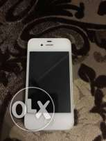 Iphone 4 ( white ) for sale