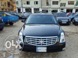 Cadillac DTS MY2011 Black/Black Comapny Source 80000 Km 1 Owner As New