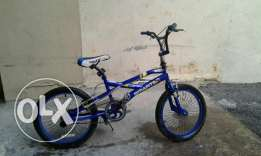BMX for sale with her lock  For sale