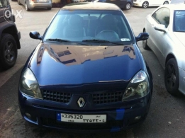 Clio rs 2003 for sale blue color