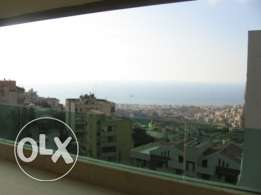 Special offer: 200m apartment with SEA VIEW for sale in Mtayleb Rabieh