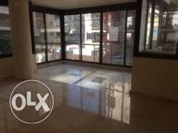 Apartment for rent in Badaro, 170sqm, has view, new, luxurious bldg
