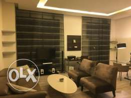 For Rent - One Bedroom Apartment with Terrace, Gemayze