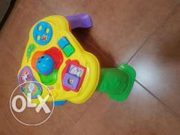 Fisher price toy for kids table