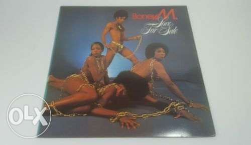 bonney m love for sale vinyl lp