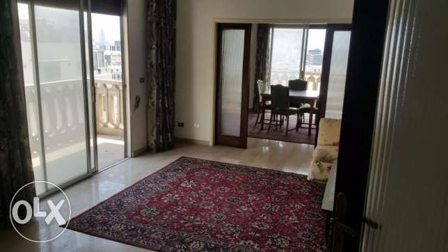 210 m2 apartment for sale in Ashrafieh ( View )