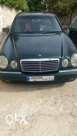 Mercedes benz e320 full option