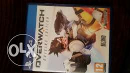Overwatch ps4 still new