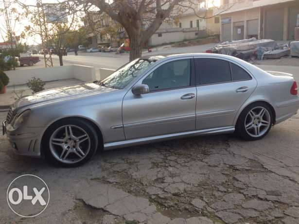 E 500 model 2003 bass look 2006 for sale