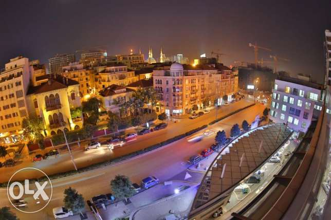 Saifi Luxury Apartment - Beirut Downtown view