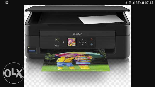 New epson xp-342 3 in one