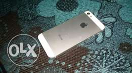 IPhone 5 silver w abyad 5are2