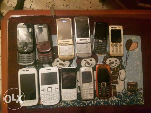 11 phones for sale