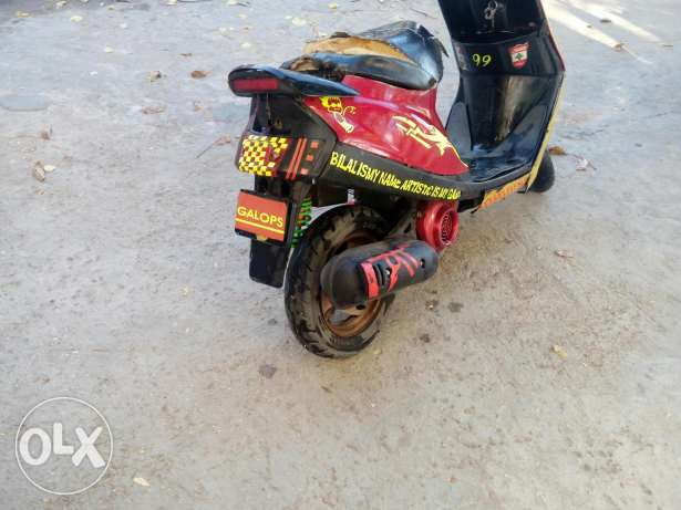 Motorcycle for sale بعبدا -  4