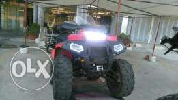 Polaris 550cc full options