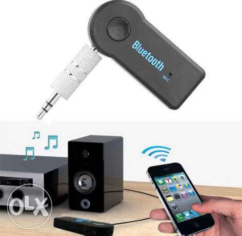 bluetooth aux universal car kit music receiver سوديكو -  2
