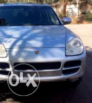 Porshe cayenne 2006 panoramic 6cyl