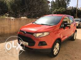 Ford Ecosport Model 2014