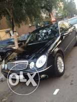 E240 European specifications in excellent condition.