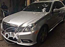 Mercedes E-Class 2010 super clean and like new